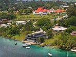 Onyx Luxury Harbour Resort Residences - 5 Star Accommodations in the heart of Port Vila, Vanuatu