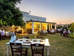 Mikro Livadi Restaurant Prime Garden