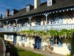 Maison de Faveri à Aramits vallée de Barétous aux portes du Pays Basque