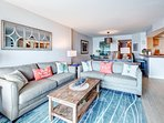 As it is inviting and tastefully decorated, this condo will feel like home!