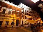 Imagen de la fachada de la Suite Cantarranas Calle Ancha 6