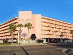 Reef Club in Indian Rocks Beach, Florida 1000 Gulf Boulevard. 1st Level Parking.