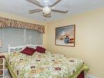 Third Bedroom with TV