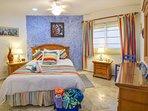 Island Bedroom #1 with Queen Bed