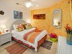 Island Bedroom #2 with Queen Bed
