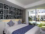 one double bedroom suite