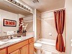 Stay Alfred Denver Vacation Rental Bathroom
