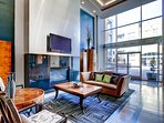 Stay Alfred Denver Vacation Rental Lobby