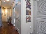 Stay Alfred Nashville Vacation Rental Hallway