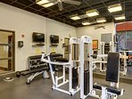 Stay Alfred Seattle Vacation Rentals Fitness Center