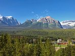 Circled by the magnificent Rockies, the resort offers the ultimate mountain getaway