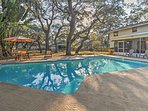 A tranquil oasis awaits you and your family or friends at this lovely Largo vacation rental home.