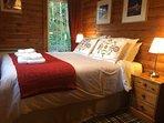 Calltainn - Master Bedroom; King-size Bed