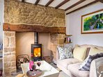 Rose End Cottage is a beautiful Cotswold stone cottage, located on a quiet lane
