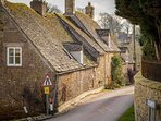 Upper Oddington is a picturesque and peaceful Cotswold village