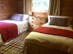 Calltainn - Twin Bedroom