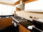 Kitchen large range cooker