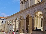 Famous town Split with great history attractions, only 20 km far from villa