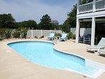 Pool,Water,Bench,Building,Villa