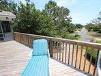 Bench,Deck,Porch,Yard,Banister
