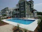 Building,Villa,Pool,Water,Architecture
