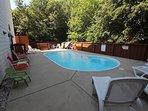 Yard,Pool,Water,Chair,Furniture