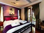 Chalet - bedroom