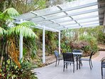 Maleny Holiday House - Patio