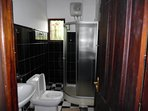 Bathroom  with Hot water and a shower cubicale