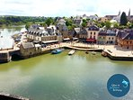 Auray - one of many historic towns and villages