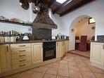 kitchen with fridge-freezer,dishwasher,gas hob & electric oven           & breakfast room