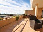 Casa Niena Altea, terrac with views