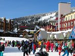 There is plenty to do in Big White.