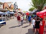 Beaumont street markets