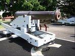 Gregson Park cannons
