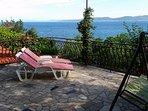 A3 Prizemlje (2+2): terrace view