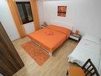 Nina(2+1): bedroom
