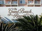 This 2nd floor, 3 BR, 2 BA condo is located to the beautiful Grand Beach Resort Condominiums