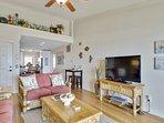 Floor Plan - Living Area