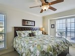 Floor Plan - Master Bedroom