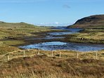 Loch Erisort, on the road to Gravir