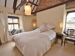 The master double bedroom