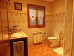 Cuarto de baño habitación Rocdauro