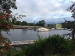 The Marina in Belturbet, a short walk from Erneside Townhouses.