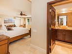 Guest Wing Master Suite (Bedroom 9)