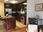 Kitchen & workstation w/ wifi