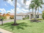 Welcome to Paradise! Beautiful Landscaping, Large 2 Car Garage (houses 2 bicycles) in Gated Community