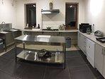 Fully-equipped kitchen: - oven - stone oven - fridge - mini fridge - stove - grill - all utensils