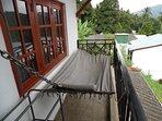 hammock  to relax for sun bathe