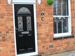 Cottage in Stratford on Avon's Town center, with parking (lock box for entry from 3.00pm onwards)